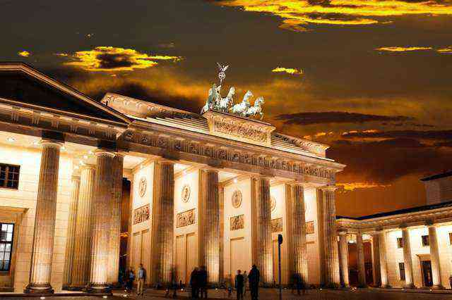 Brandenburger Tor in Germany